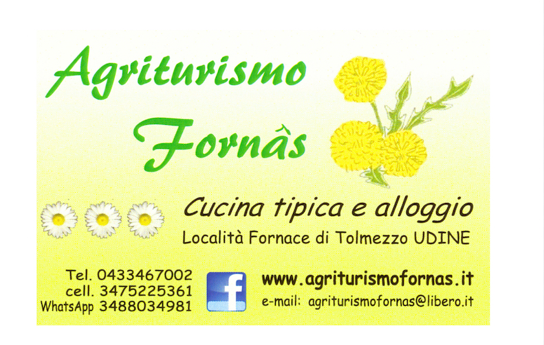Agriturismo Fornas